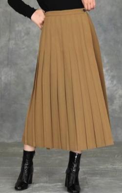 INED ラッププリーツスカート