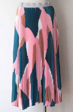 mintdesigns PLEATS SKIRT