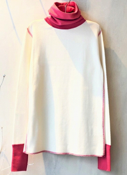 RUMBLE RED High Neck Thermal Shirts