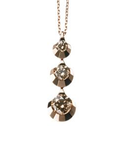 Brown Diamond UNFORGETTABLE DOTS 3 Dots Pendant