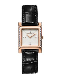 Tiffany&Co. ティファニー 1837 メイカーズ 22mm スクエア ウォッチ