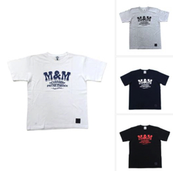 M&M CUSTOM PERFORMANCE Tシャツ