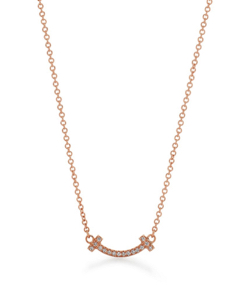 Tiffany&Co. ティファニー T スマイル ペンダント