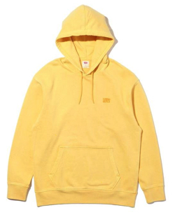 Levi's AUTHENTIC PULLOVER HOODIE GOLDEN APRICOT