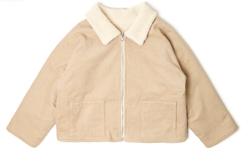 little reversible coat 〜リトルリバーシブルコート