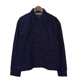 KURO(クロ)Loose Denim Big Jacket