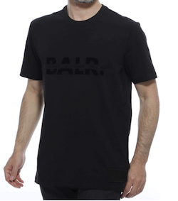 BALR.(ボーラー)CENSORED BRAND T-SHIRT