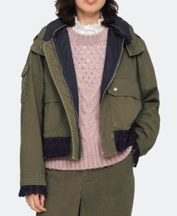 Sea New York (シーニューヨーク)Adalene Jacket