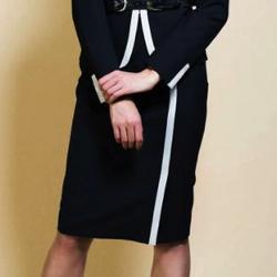 Akiko Ogawa 2018ss タイトスカート