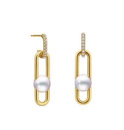 TASAKI fine links Earrings(ファイン リンク ピアス)