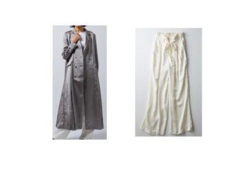 米倉涼子さんが【米倉涼子】の中で着用している服(服装)・衣装(洋服・ファッション・ブランド・バッグ・アクセサリー等)やコーデ【笑ってコラえて】4月22日放送《米倉涼子》さん着用コート・パンツのブランドはこちら♪