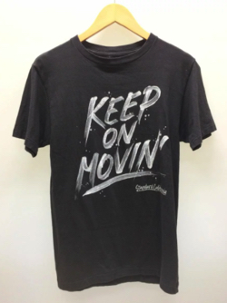 STANDARD CALIFORNIA KEEP ON MOVIN' Tシャツ