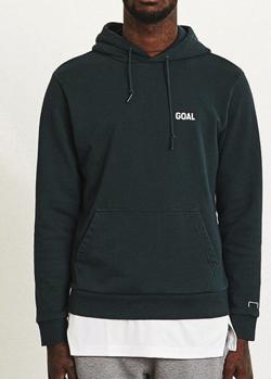 GOAL STUDIO FOOTBALL FIELD HOODIE
