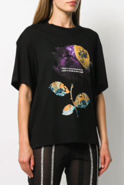 VALENTINO x Undercover Cosmos print T-shirt