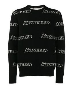 MONCLER ロゴ セーター