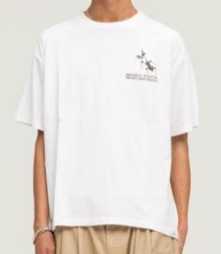 BEDWIN FRIEDKIN T/Tシャツ
