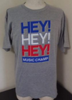 HEY!HEY!HEY!MUSIC CHAMP Tシャツ