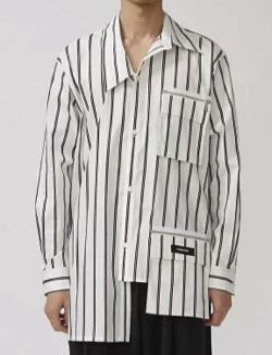 SYU.HOMME/FEMM Change long sleeve shirts