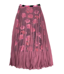 IN-PROCESS Tokyo DOUBLE LAYERED PLEATED SKIRT