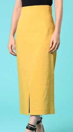 INED ハイウエストタイトスカート