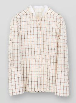Chloé チェックシャツ