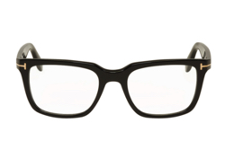 TOM FORD Ft5304 001 square optical glasses
