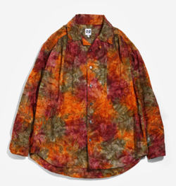 NEPENTHES Painter Shirt – Abstract Batik