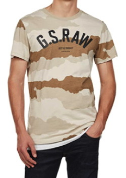 G-Star RAW® Graphic 13 T-Shirt