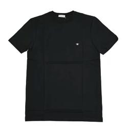 ChristianDior Dior homme ディオールオム ブラック半袖Tシャツ