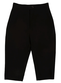 YCH Fitted Wool-Blend Shorts