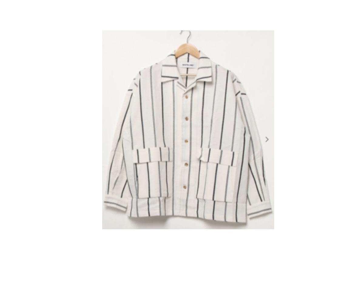 【嵐にしやがれ】(2020/05/16)《生田斗真 》着用かっこいいシャツのブランドはこちら♪生田斗真【嵐にしやがれ】 着用 かっこいい シャツのブランドはこちら♪
