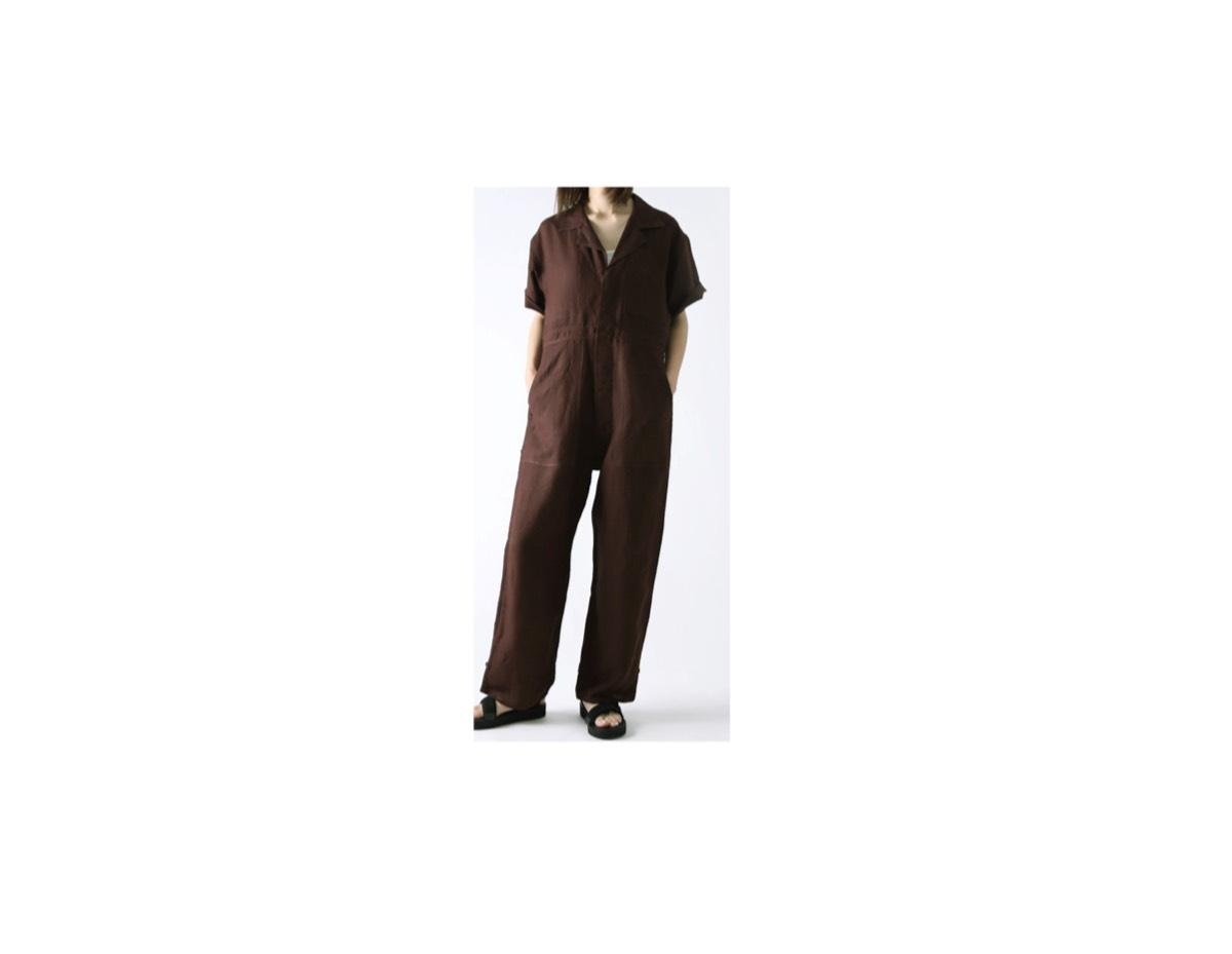 馬場ふみかさんがInstagramで着用している服(服装)・衣装(洋服・ファッション・ブランド・バッグ・アクセサリー等)やコーデ・インテリア2020/5/8更新【Instagram】で馬場ふみかさんが着用していたオールインワン