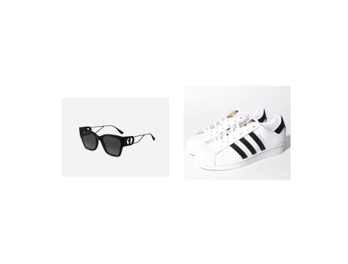 BLACKPINK(ブラックピンク)のメンバーJISOO(ジス)さんが【Instagram】の中で着用している服(服装・私服)・衣装(洋服・ファッション・ブランド・バッグ・アクセサリー・サングラス・メガネ等)やコーデ【Instagram】2020/05/19《BLACKPINK(ブラックピンク)・ジス(JISOO)》さん着用スニーカーのブランド