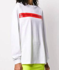 KWAIDAN EDITIONS Logo Long Sleeve T-Shirt