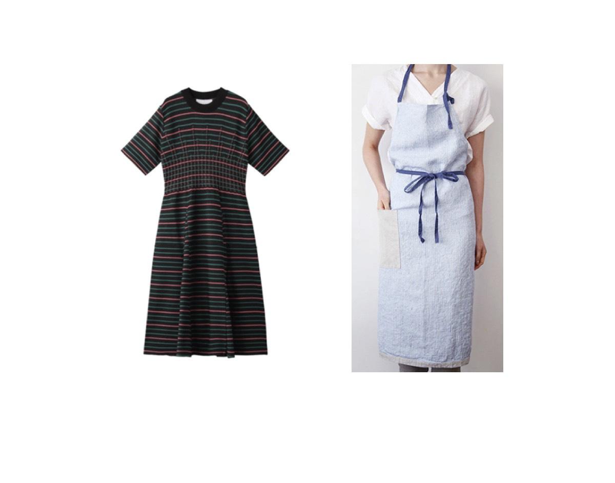 綾瀬はるか【パナソニック CM】着用 かわいいワンピース・エプロンのブランドはこちら♫綾瀬はるかさんが「パナソニック」のCMの中で着ているワンピース・エプロンのブランド