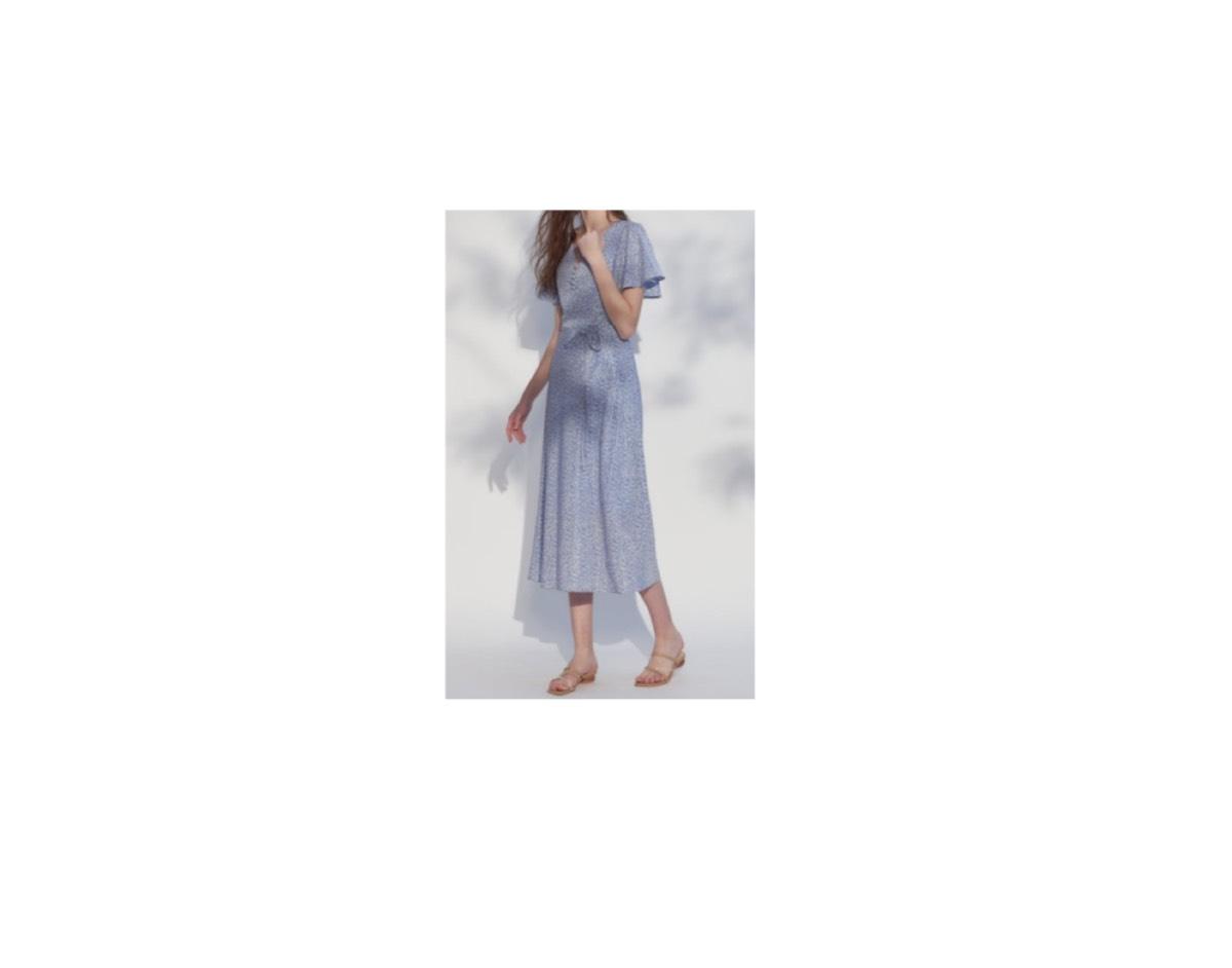 田中みな実 さんが雑誌sweetで着用しているファッション・衣装(服・服装)【sweet ONLINE】着用ワンピース