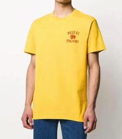 Deus Ex Machina ロゴ Tシャツ