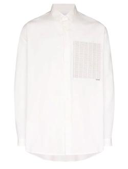Sunnei コントラストポケット シャツ