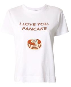 Tu es mon TRÉSOR スローガン Tシャツ