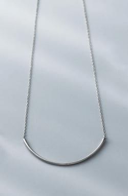 ete bijoux PT900 ネックレス「スレンダー」