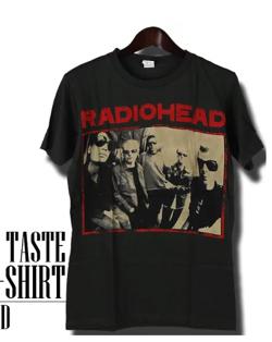 batagoras ヴィンテージ風 Radiohead Tシャツ