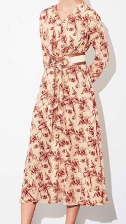 EPOCA リリープリント ドレス
