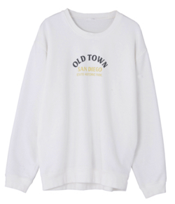 LITRAL OLD TOWN SWEATSHIRT