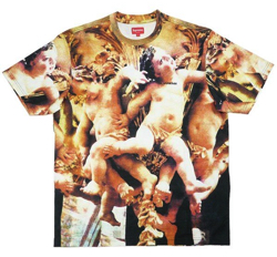 Supreme putti Tシャツ