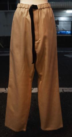 Blanc YM S/W Royal oxford Easy Pants