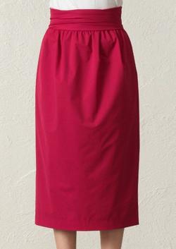 EPOCA ライトタフタタイトスカート