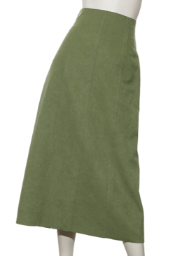 GREED International SOFT SUEDE スカート