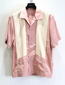 SOLARIS ITALIAN COLLAR SHIRT