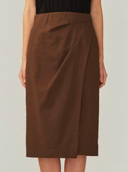 wb プリペラドビーラップ風スカート