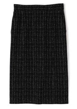 BOSCH ジャガードジャージセットアップスカート